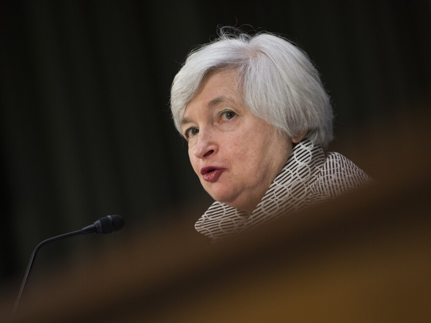 The Federal Reserve, headed by Janet Yellen, is expected to begin raising interest rates later this year. Higher mortgage rates could scare off some potential homebuyers.