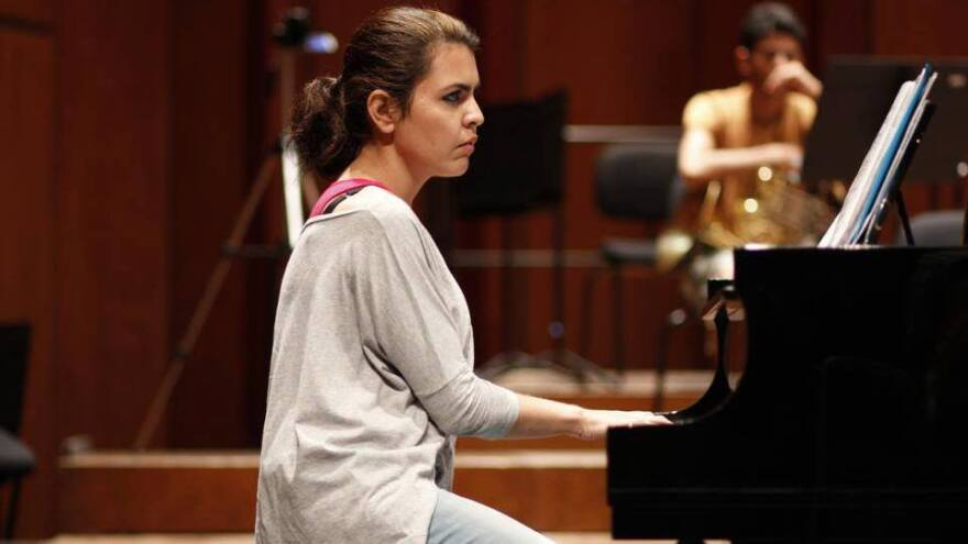 Zuhal Sultan is the founder of the Iraqi National Youth Orchestra.