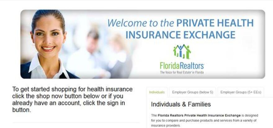 Florida Health Choices is now serving as the private health insurance system for the state's 140,000 realtors.