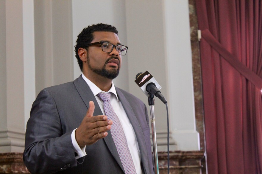 St. Louis Alderman Antonio French, D-21st Ward, spoke out against Cohn's bill -- pitting him against some of his traditional aldermanic allies.