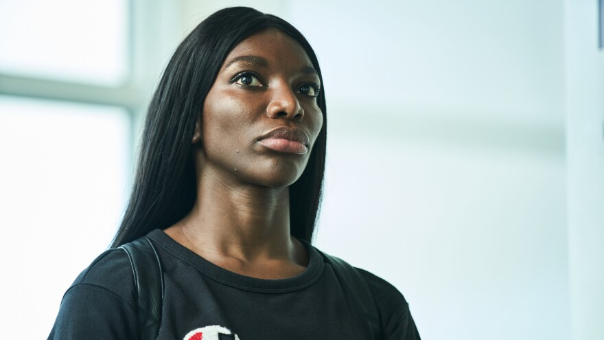 Michaela Coel's <em>I May Destroy You</em> was a critical favorite last year — but didn't garner any Golden Globe nominations.