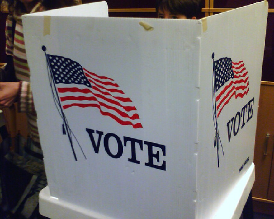 Tuesday's vote will determine party candidates in many Congressional primaries.