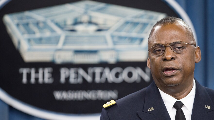 Retired Gen. Lloyd Austin is President-elect Joe Biden's pick for secretary of defense, the top civilian post at the Pentagon. Nominating a recently retired military officer will require a waiver from Congress, which some key lawmakers oppose.