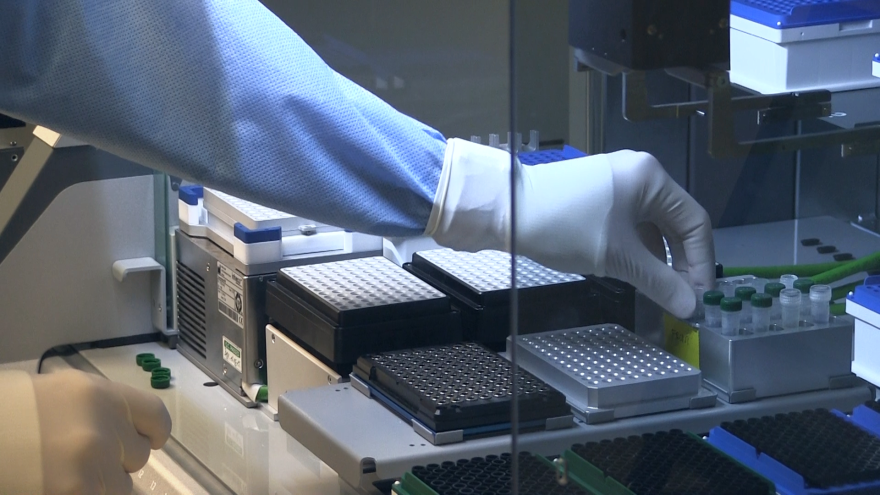 Through a partnership with Battelle, the Ohio Bureau of Criminal Investigation now has the ability to test mitrochondrial DNA using massively parallel sequencing. This technology makes it possible to identify skeletal remains.