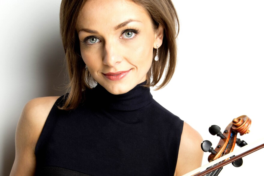 Tatiana Berman performs as part of Not So Classical