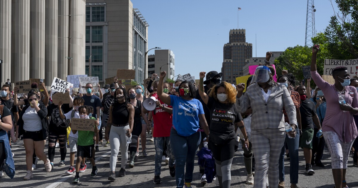 Missouri House Passes Bill That Makes Street Protests A Felony Crime, Bans Police Chokeholds