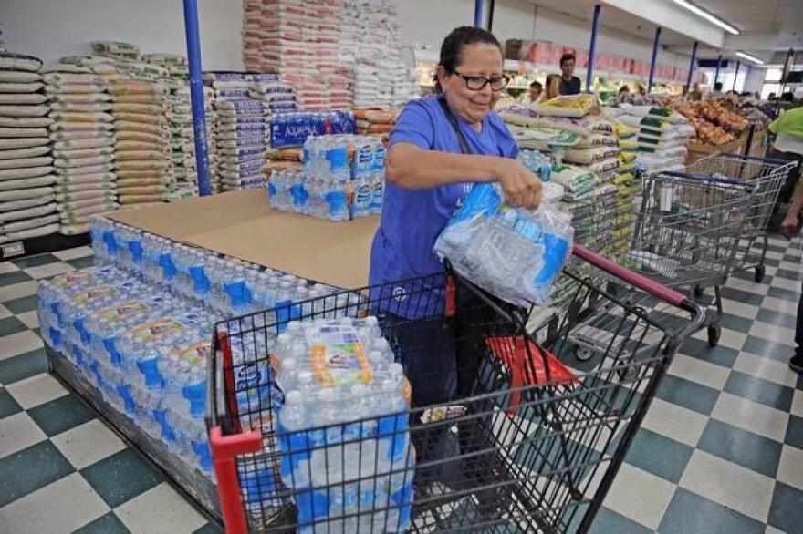 Before Hurricane Irma made landfall across South Florida last September, supplies flew off the shelves. From supplies to how to research assisted living facilities and nursing homes, seniors got an advice session from Congresswoman Frederica Wilson