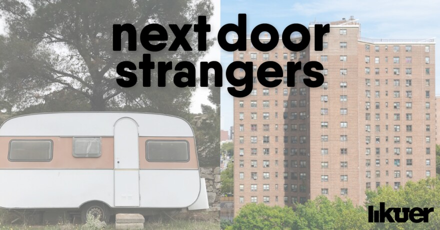 Next Door Strangers Episode 2.