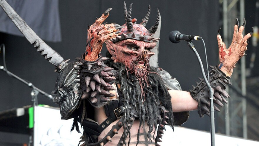 Dave Brockie: The Shock-Rocker From Another Panet