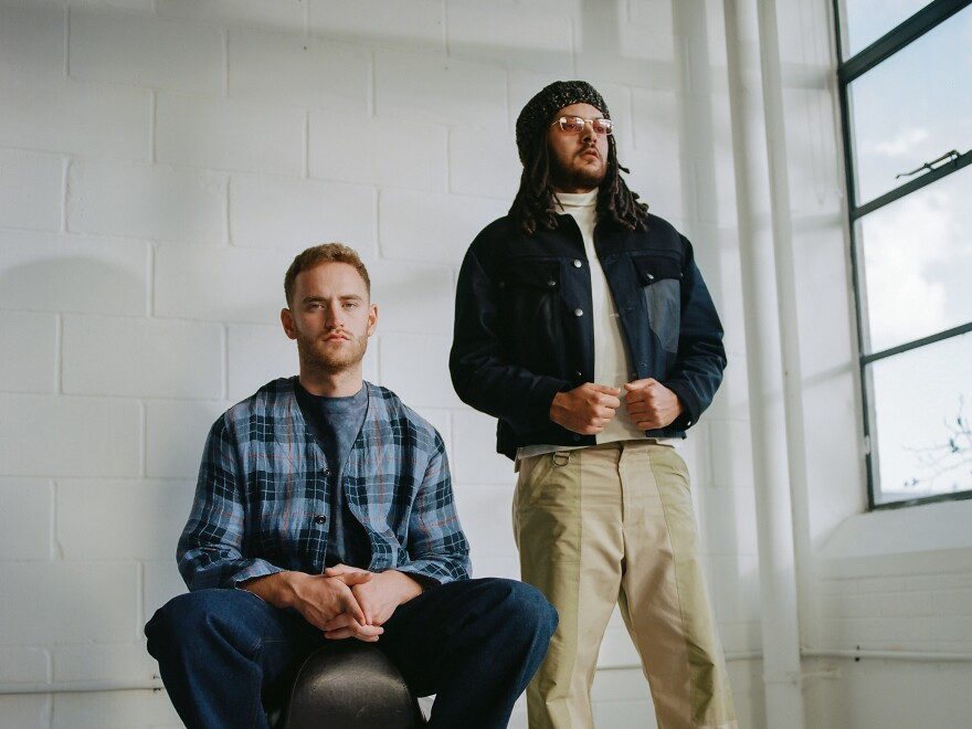 Tom Misch and Yussef Dayes both grew up in southeast London, but have made very different music in their solo careers. <em>What Kinda Music</em>, their debut as a duo, blends jazz, electronic and hip-hop.