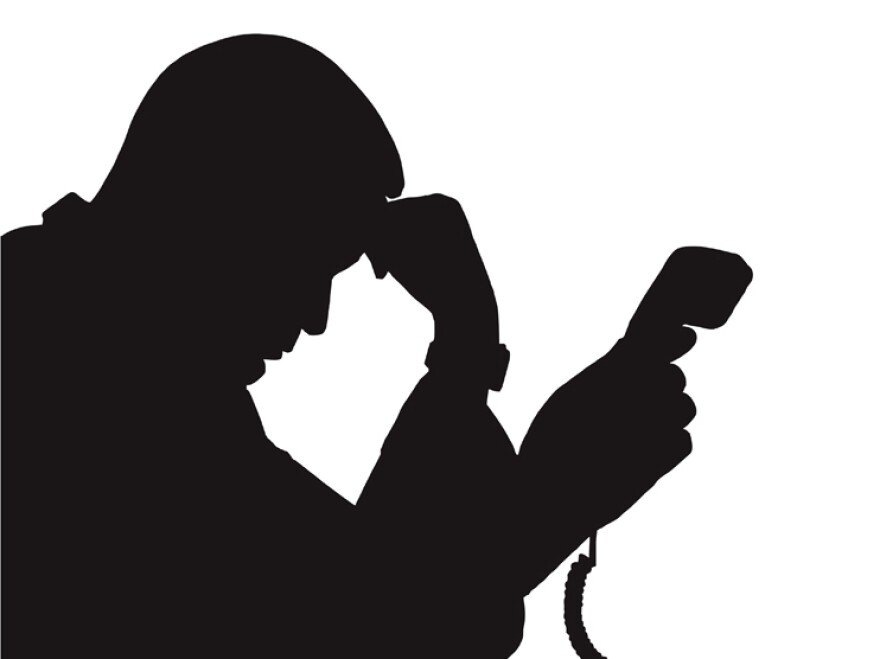 Therapy by telephone can work about as well as the in-person variety.