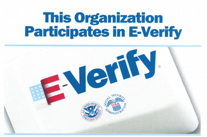Gov. Ron DeSantis has made passing E-Verify legislation a priority for the 2020 Legislative session.