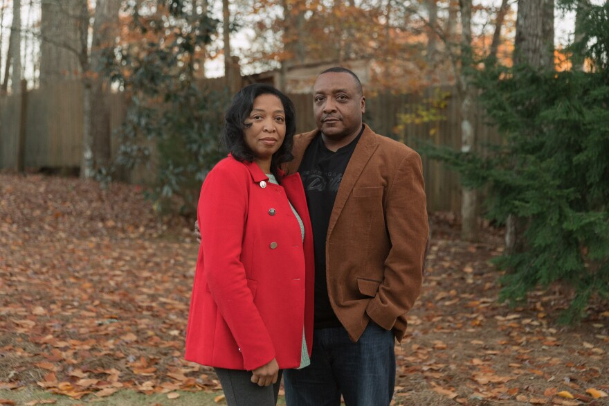 Siblings Karla McKinney and Bill Mann last saw their mother Ernestine Mann alive on March 25, through a window visit after the facility had started restricting visitors.