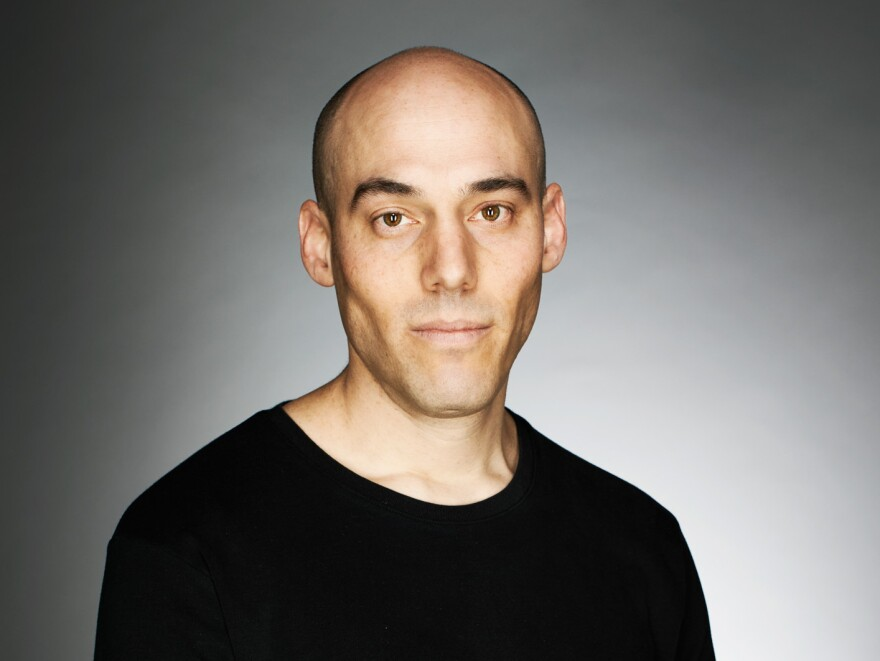 "Joshua Oppenheimer, director <em>The Look Of Silence</em>, was a MacArthur ""genius"" awardee in 2014."