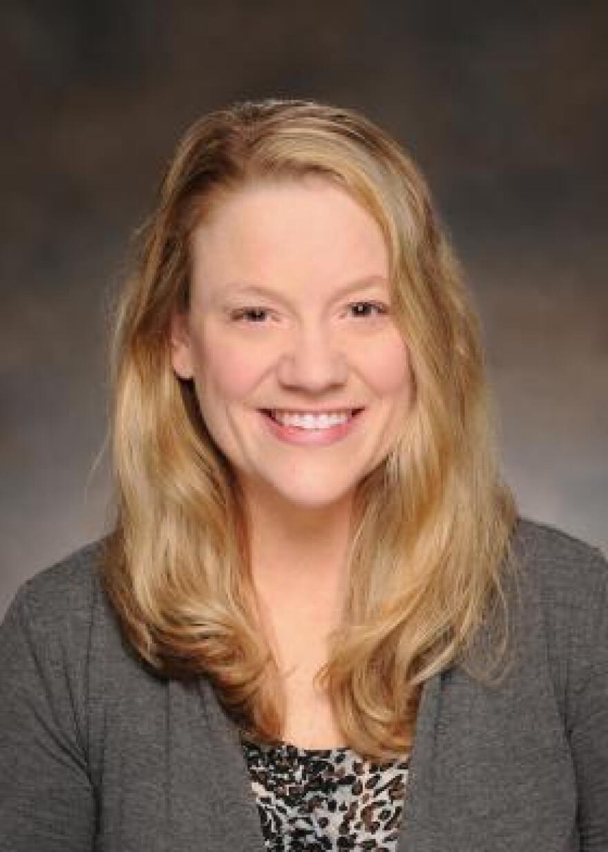 Jessica Morgan of North Carolina State University and RTI International is the principal investigator on a new study of post traumatic growth among veterans.