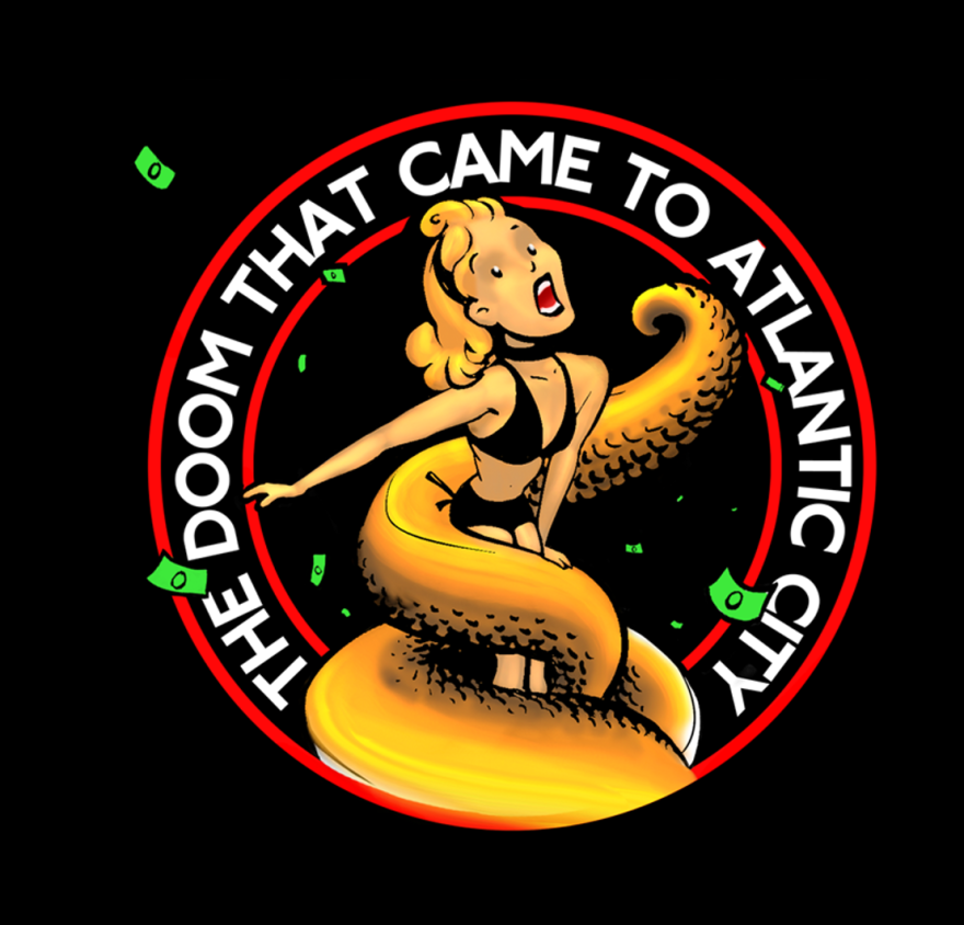 The logo for a board game promised on Kickstarter. The FTC claims Erik Chevalier, who ran the crowdfunding campaign, used the money he raised on personal things.