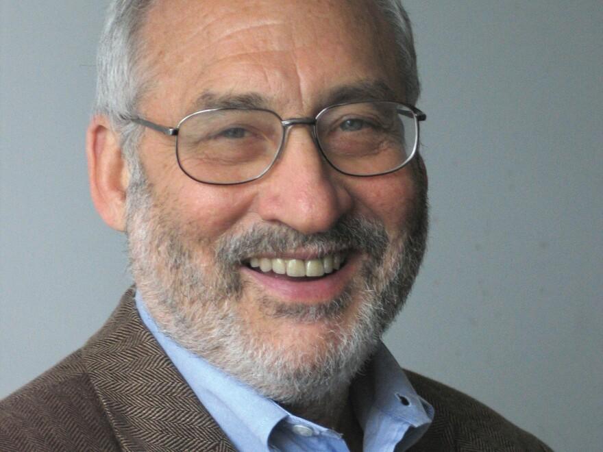 Joseph Stiglitz is a professor at Columbia University. He received the Nobel Prize in economics in 2001.