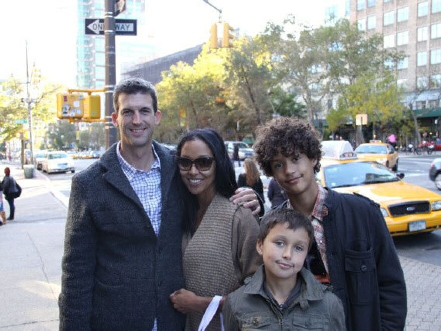 <p>Glen Owen, 43, with his wife, Meredyth, 42, and their two sons, Addison, 13, and Ellis, 11. The Owens live in Atlanta. He is a filmmaker and she is a stay-at-home mom.</p>