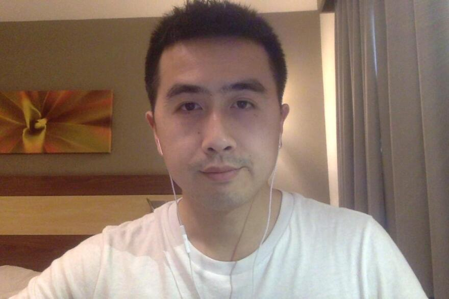 Dr. Zhao Chen, a graduate student at UT Austin, has been stuck in Dubai since February.