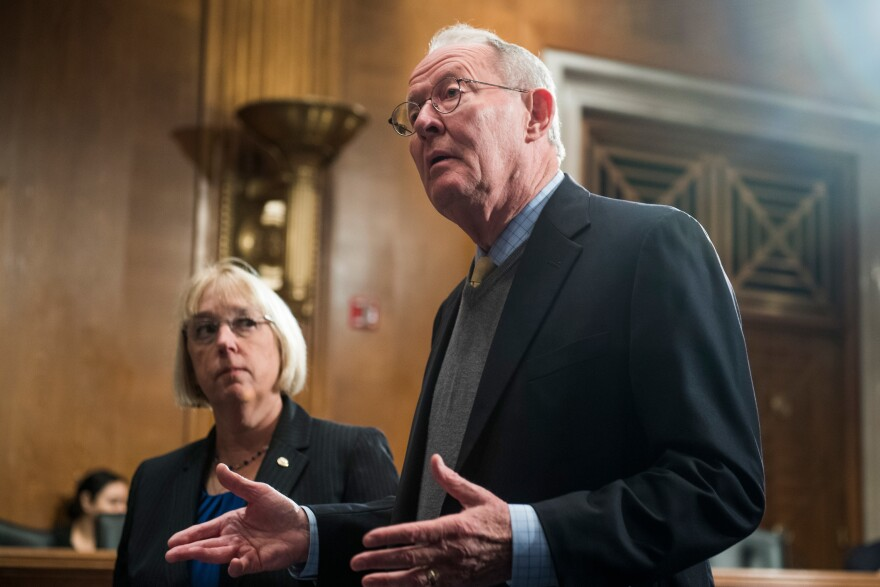 Sens. Patty Murray, D-Wash., and Lamar Alexander, R-Tenn., say they have a tentative agreement on a short-term health care fix.