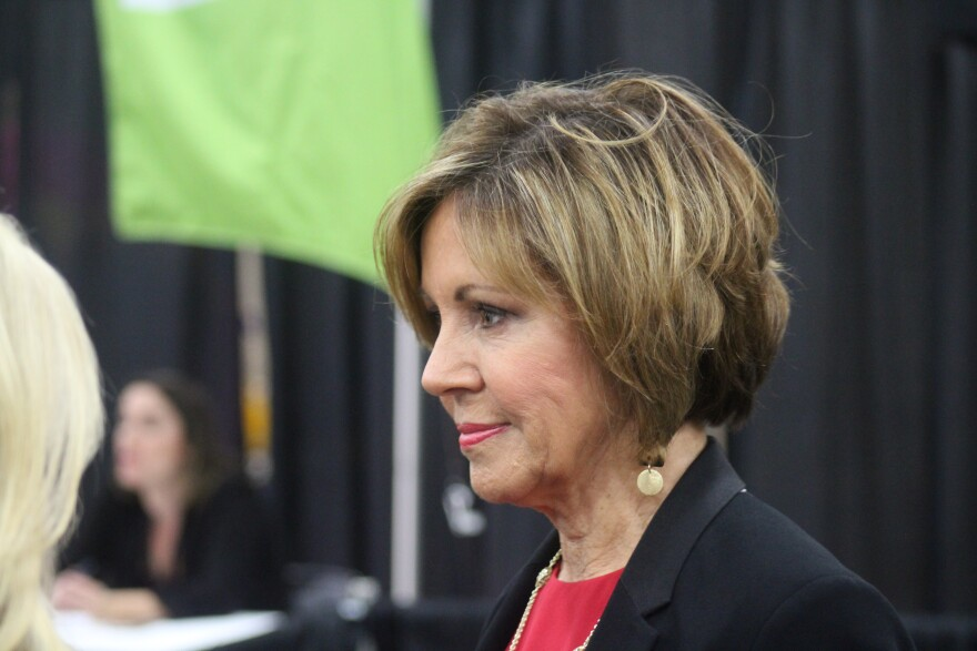 San Antonio City Manager Sheryl Sculley retired in early 2019 after holding the position for 13 years.