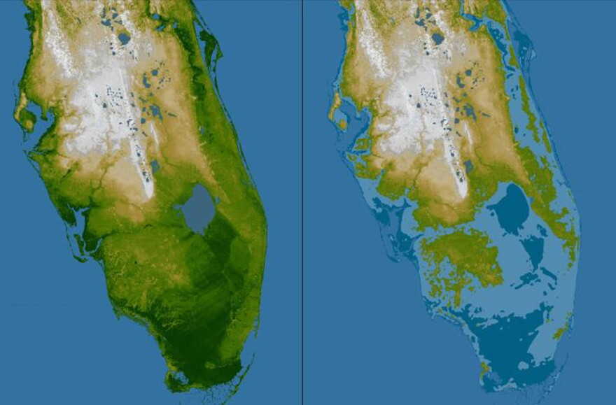 Possible flooding in Florida
