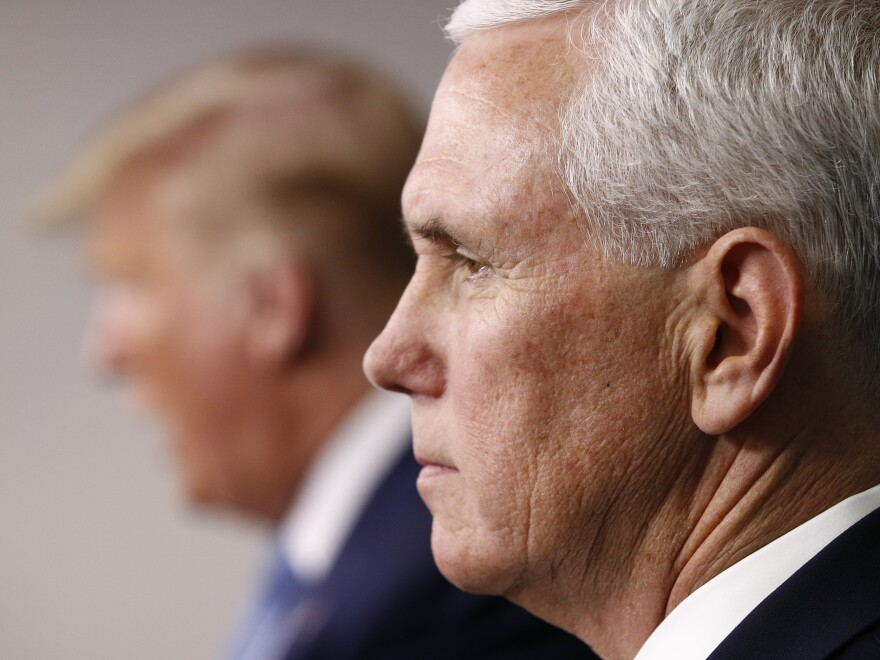 Vice President Mike Pence on Saturday said he and his wife will be tested for the COVID-19 coronavirus task force.