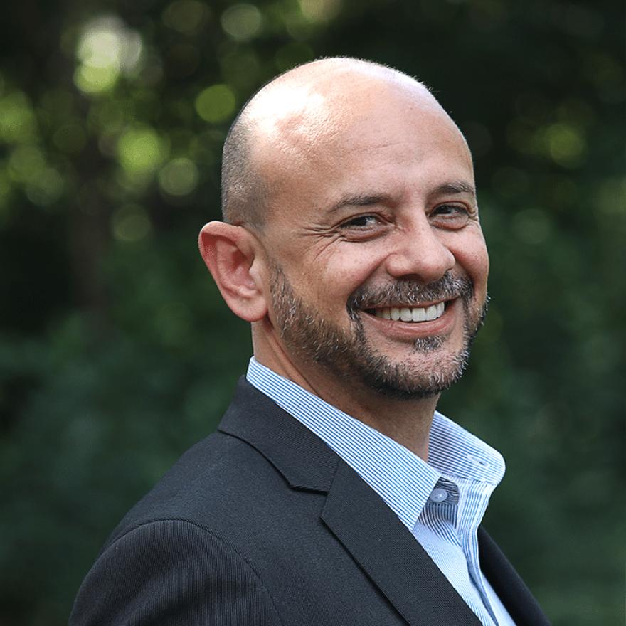 Jose Hernandez-Paris of the Latin American Coalition