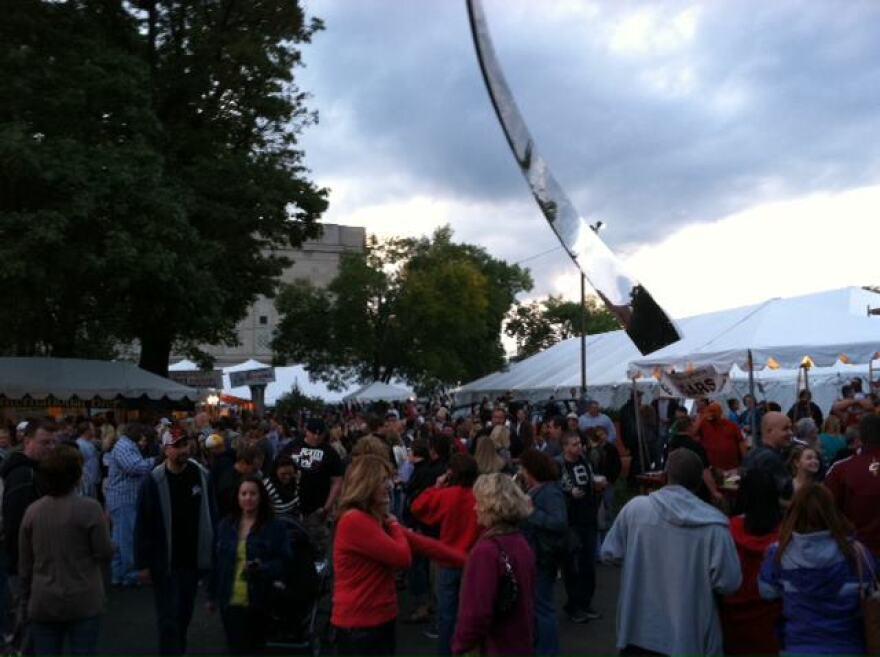 Oktoberfest is this weekend at Dayton Art Institute.