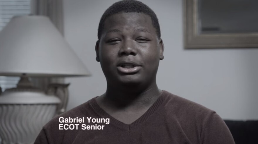 photo of Gabriel Young commercial