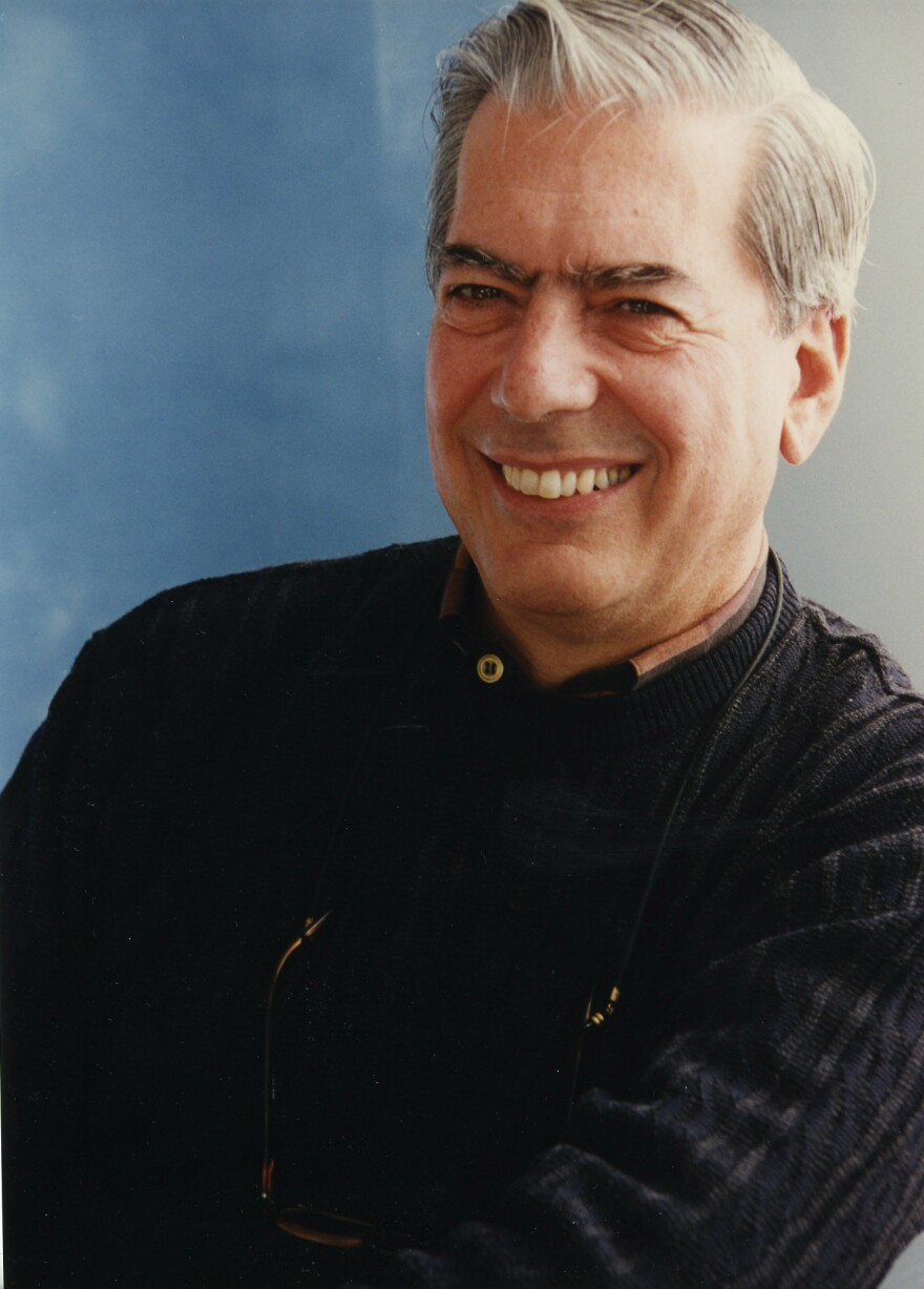 Mario Vargas Llosa is also the author of <em>The Bad Girl</em>.