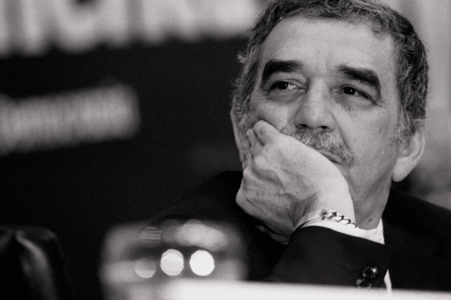 Writer Gabriel Garcia Marquez, who won the Nobel Prize in 1982, died Thursday at 87.