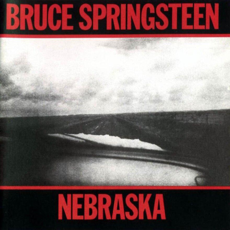 The cover of Nebraska.
