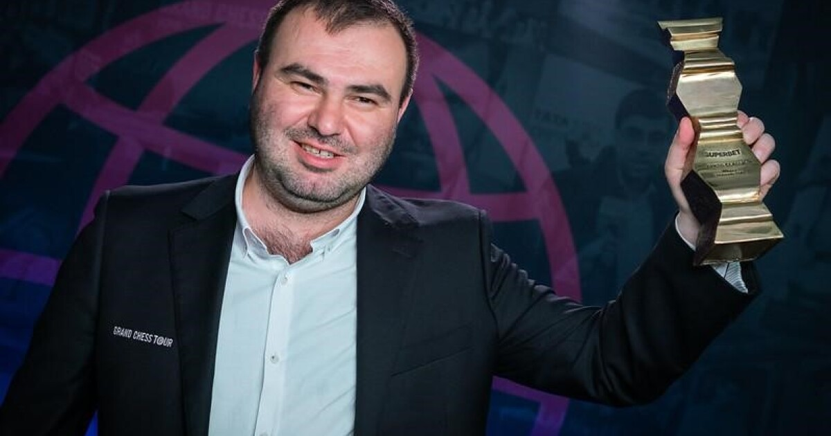 On Chess: Shakhriyar Mamedyarov Wins Superbet Chess Classic