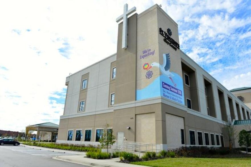 The St. Vincent's Healthcare system is adding Ascension to its name.