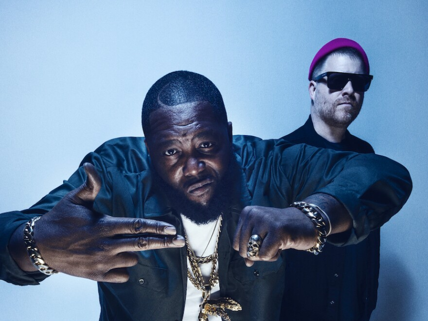 "<em>RTJ4 </em>seems tailor-made for the present moment, but Run the Jewels has always made music about inequality and corruption in America. ""In my mind, things are never not happening,"" Killer Mike says."