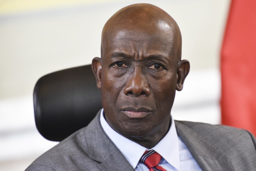 "Keith Rowley, the prime minister of Trinidad and Tobago, has called for global vaccine distribution based on models of ""sharing and caring"" that provide equitable access to small countries like his and ""benefit of all humankind and not just the privileged, well-heeled few."""