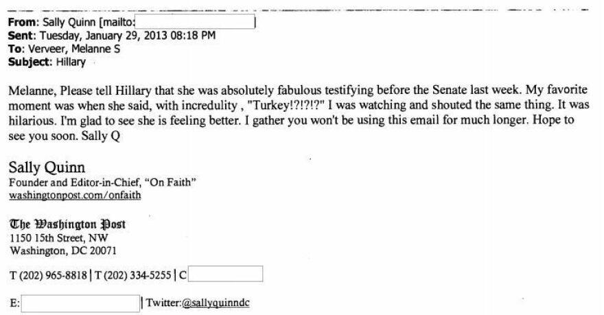 """Turkey?!?!?"""