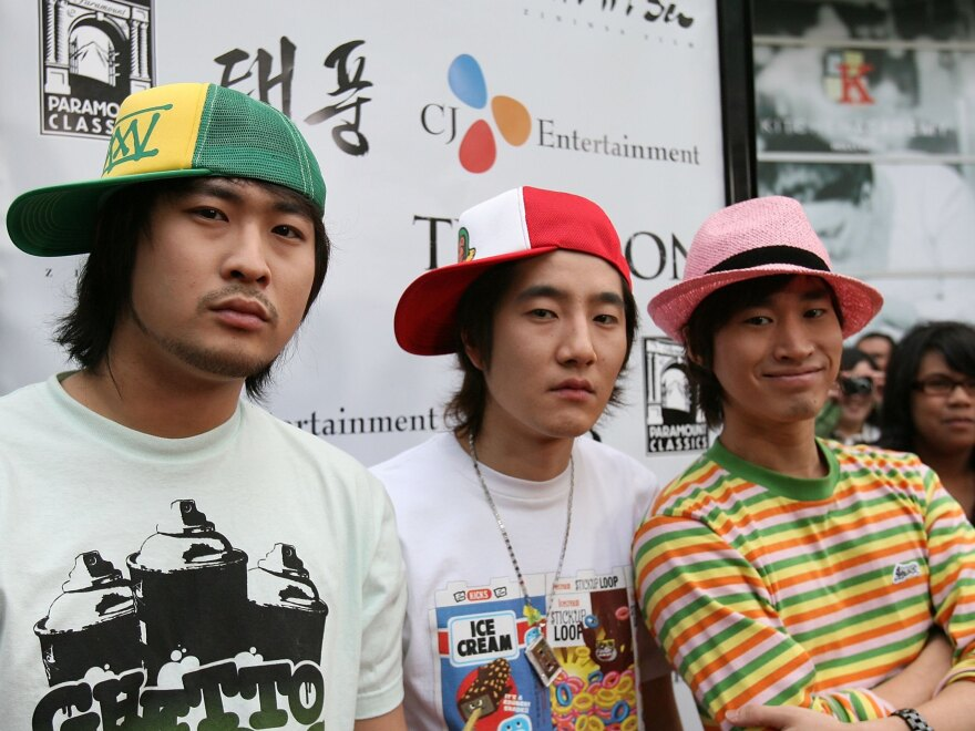 At their peak, Tablo and his group Epik High were selling out venues both in Korea and the United States.
