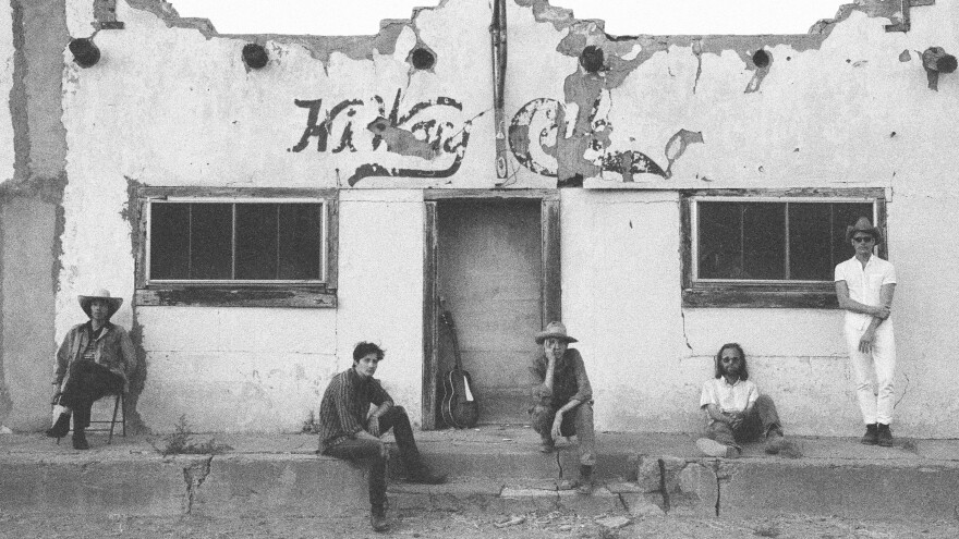 Deerhunter's <em>Why Hasn't Everything Already Disappeared? </em>comes out Jan. 18.