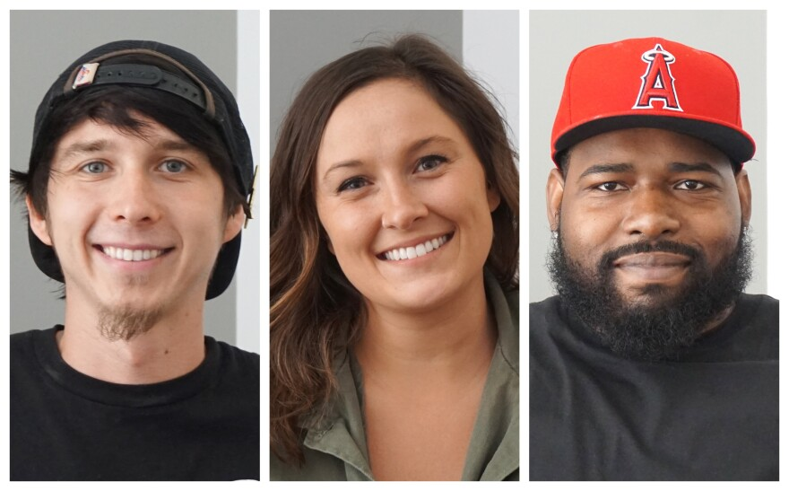 """Comedians Max Price, Tina Dybal and Duke Taylor discussed diversity within the comedy scene on Tuesday's """"St. Louis on the Air."""""""