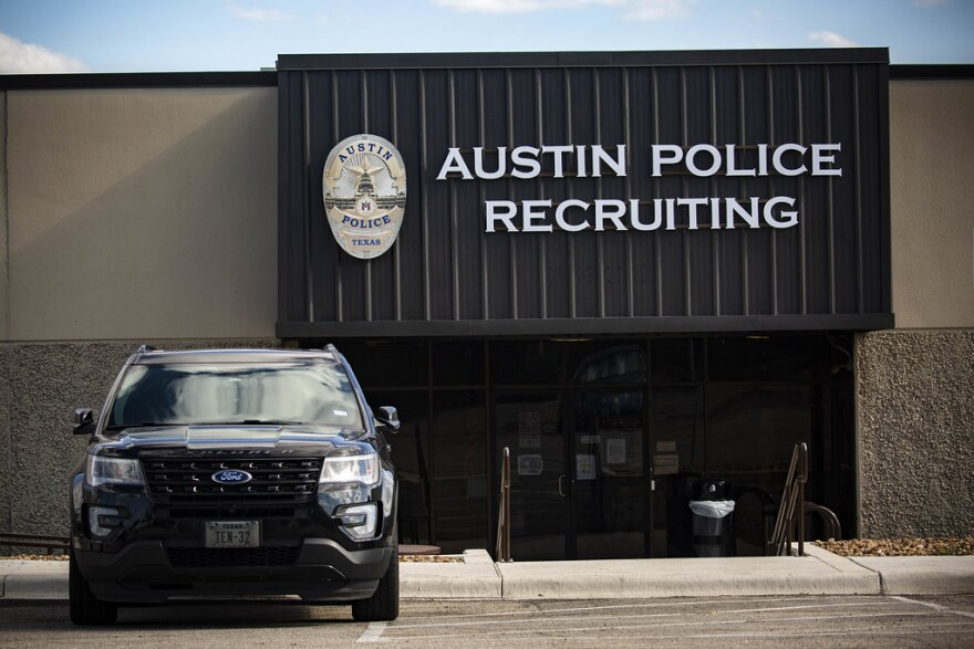 Austin Police Department Recruiting Office
