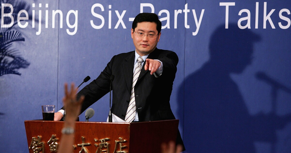 China's New U.S. Ambassador Pioneered The Foreign Ministry's Brash Tone