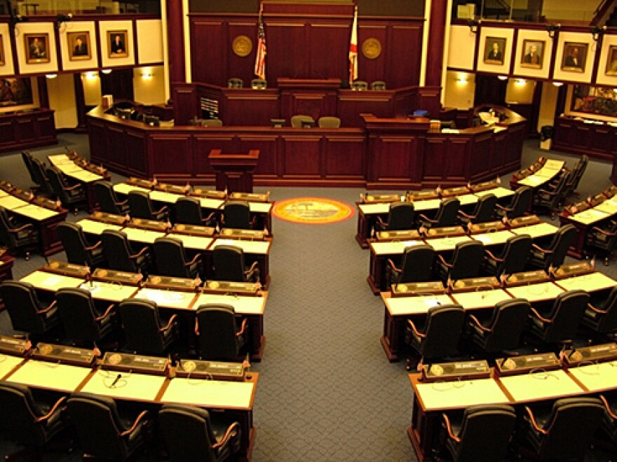 A bill in the Florida Legislature would make it easier to mount a 'stand your ground' claim.