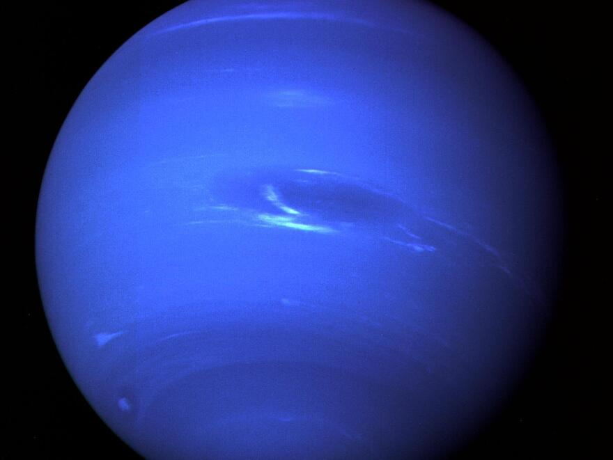 Even the Voyager 2 spacecraft missed the new moon when it flew past Neptune in 1989.