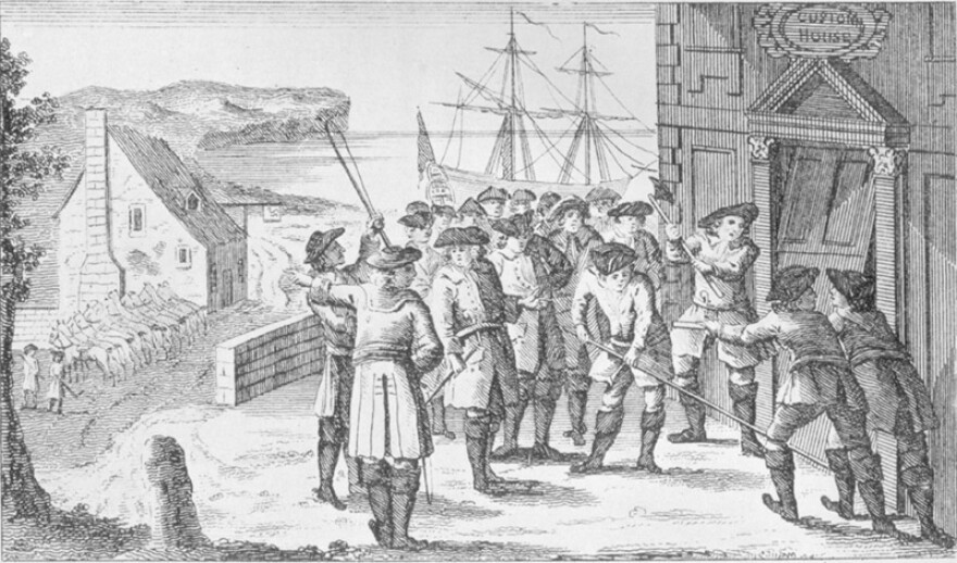 In 1747, members of the notorious Hawkhurst Gang carried out a brazen midnight raid on the King's Custom House in Poole, England: They broke in and stole back their impounded tea. What followed over the next weeks would shock even hardened criminals.