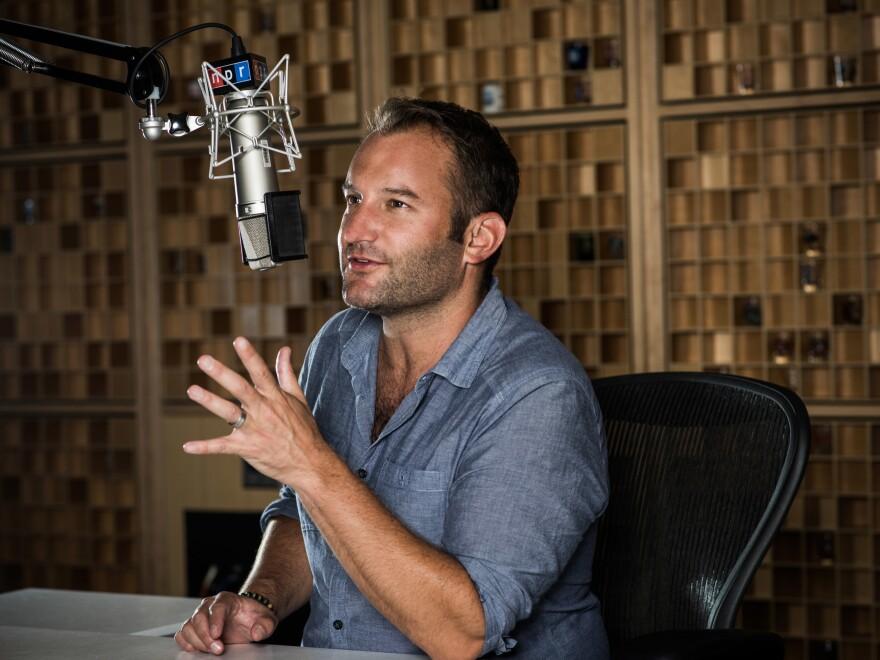 David Greene has co-hosted <em>Morning Edition </em>since 2012.