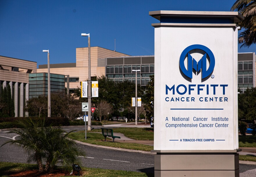 An investigation by Moffitt Cancer Center found that it's CEO, director and four researchers did not report their participation in a Chinese program that was paying them tens of thousands of dollars. Credit: Thomas Iacobucci