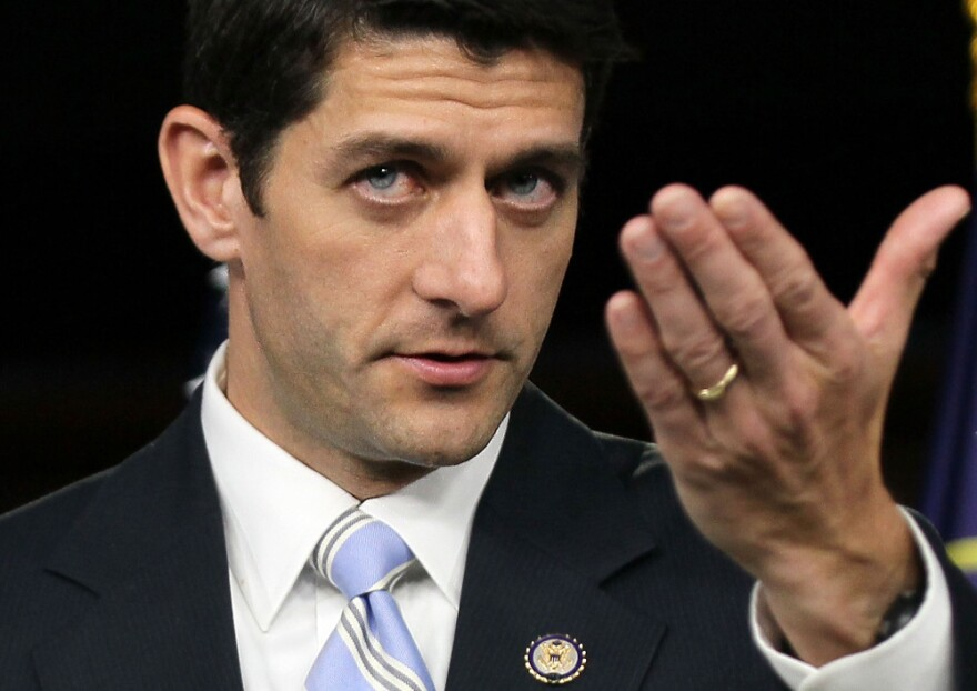 Rep. Paul Ryan (R-WI), chairman of the House Budget Committee, has proposed repealing the health care overhaul, transforming the Medicaid and Medicare programs, and continuing tax cuts for wealthy Americans.