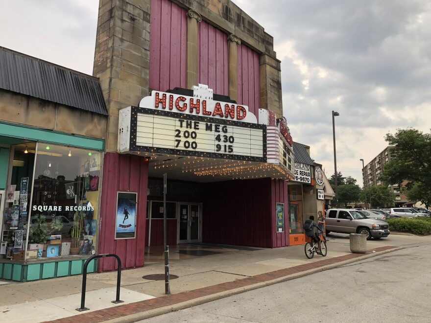 The Highland Square Theater will host the festival on September 29.